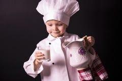 Jug of milk Stock Photography
