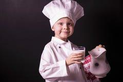 Jug of milk Royalty Free Stock Photo