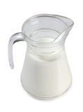 Jug milk Stock Photo