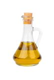 Jug of olive oil Stock Images