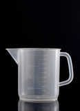 A jug-shaped cup Stock Images