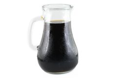 Jug of soda Stock Images
