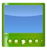 Jugador Imagen de archivo libre de regalías