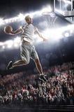 Jugador de básquet Foto de archivo