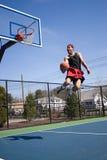 Jugador de básquet experto fotos de archivo libres de regalías