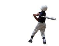 Jugador de béisbol Imágenes de archivo libres de regalías