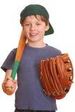Jugador de béisbol Foto de archivo libre de regalías