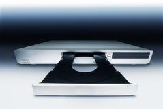 Jugador de DVD/CD Imagen de archivo libre de regalías