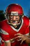 Jugador de fútbol americano Imagenes de archivo