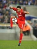 Jugador de Renato Dirnei Sevilla FC Fotografía de archivo