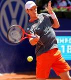Jugador de tenis británico Andrés Murray Fotos de archivo