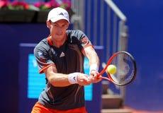 Jugador de tenis británico Andrés Murray Fotografía de archivo