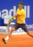 Jugador de tenis español Rafa Nadal Foto de archivo