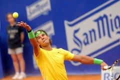 Jugador de tenis español Rafa Nadal Imagen de archivo