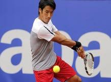 Jugador de tenis español Rafael Nadal imagenes de archivo
