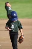 Jugador joven. Fotos de archivo
