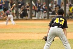 Jugadores de béisbol Imagenes de archivo