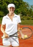 Jugadores de tenis imagenes de archivo