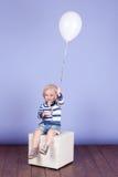 Jugar al bebé Imagenes de archivo