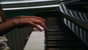 Jugar el piano metrajes