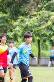 Jugar los deportes para la salud Imagen de archivo libre de regalías