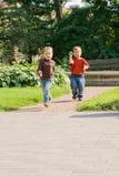 Jugar a niños Imagen de archivo