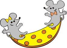 Jugar ratones libre illustration