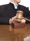 juge Photographie stock libre de droits