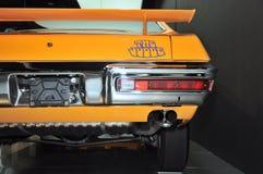 Juge 1971 de Pontiac GTO Photographie stock libre de droits