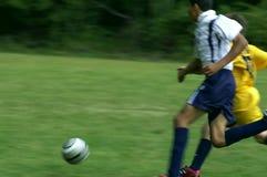 Jugend-Fußball 2006-38 Stockfotos
