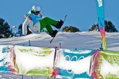 Jugend-Olympische Spiele 2012 Lizenzfreie Stockfotos