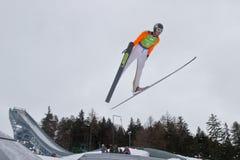 Jugend-Olympische Spiele 2012 Stockfotografie