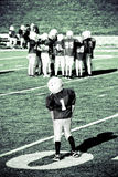 Jugendfußball Stockfotografie