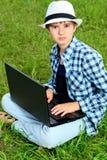Jugendlich Stockfoto