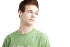 Jugendlich gealterter Junge lizenzfreies stockfoto