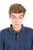 Jugendlich Gesichter Lizenzfreie Stockbilder