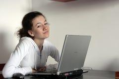 Jugendlich Mädchen   Lizenzfreies Stockfoto