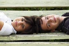 Jugendlich Paare Stockfoto