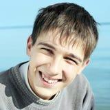 Jugendlich-Porträt Stockfotografie