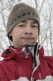 Jugendlich Portrait Stockbilder