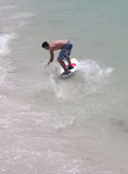 Jugendlich surfng Stockfotos