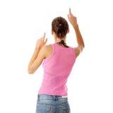 Jugendlich Tanzen Lizenzfreie Stockfotografie