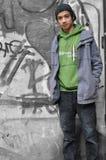 Jugendlich und Zerfall stockfoto