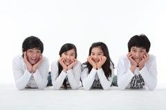 Jugendliche II Stockbild