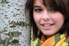 Jugendliche-Portrait Stockfotos
