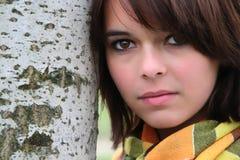 Jugendliche-Portrait Stockbilder