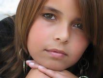 Jugendliche-Portrait Stockfotografie