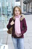 Jugendlicheeinkaufen Lizenzfreie Stockfotografie