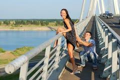 Jugendpaare Lizenzfreie Stockfotografie
