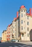 Jugendstil architecture Stock Photos